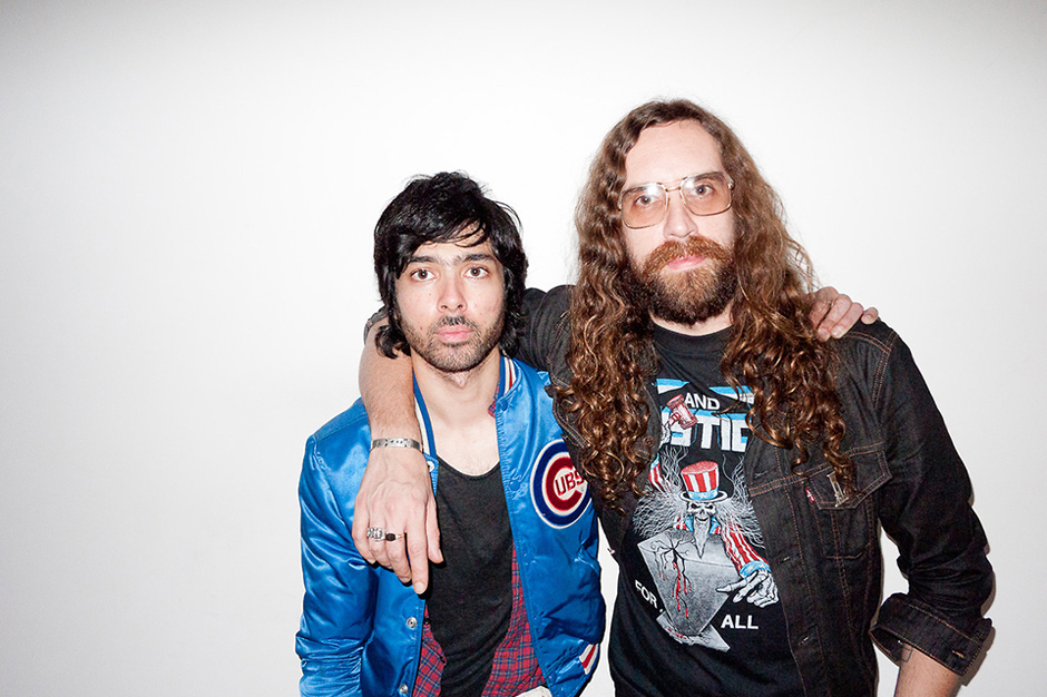 Ed Banger Records Visits Terry Richardson's Studio