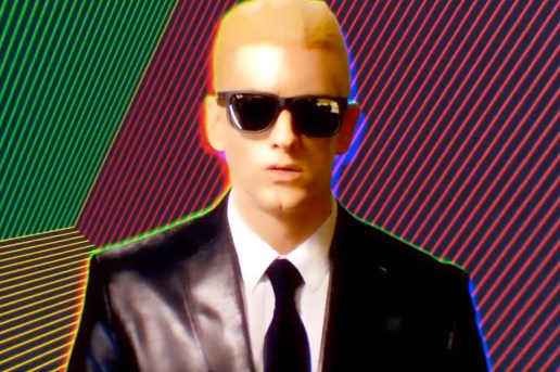 "Eminem ""Rap God"" Music Video"