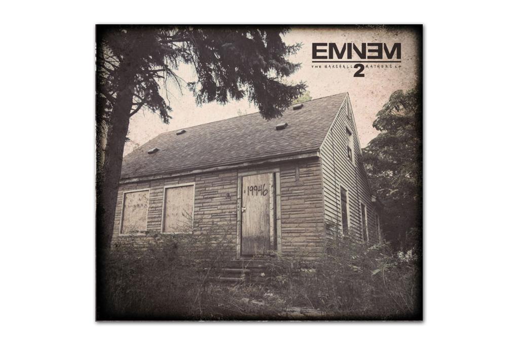 Eminem – The Marshall Mathers LP 2 (Full Album Stream)
