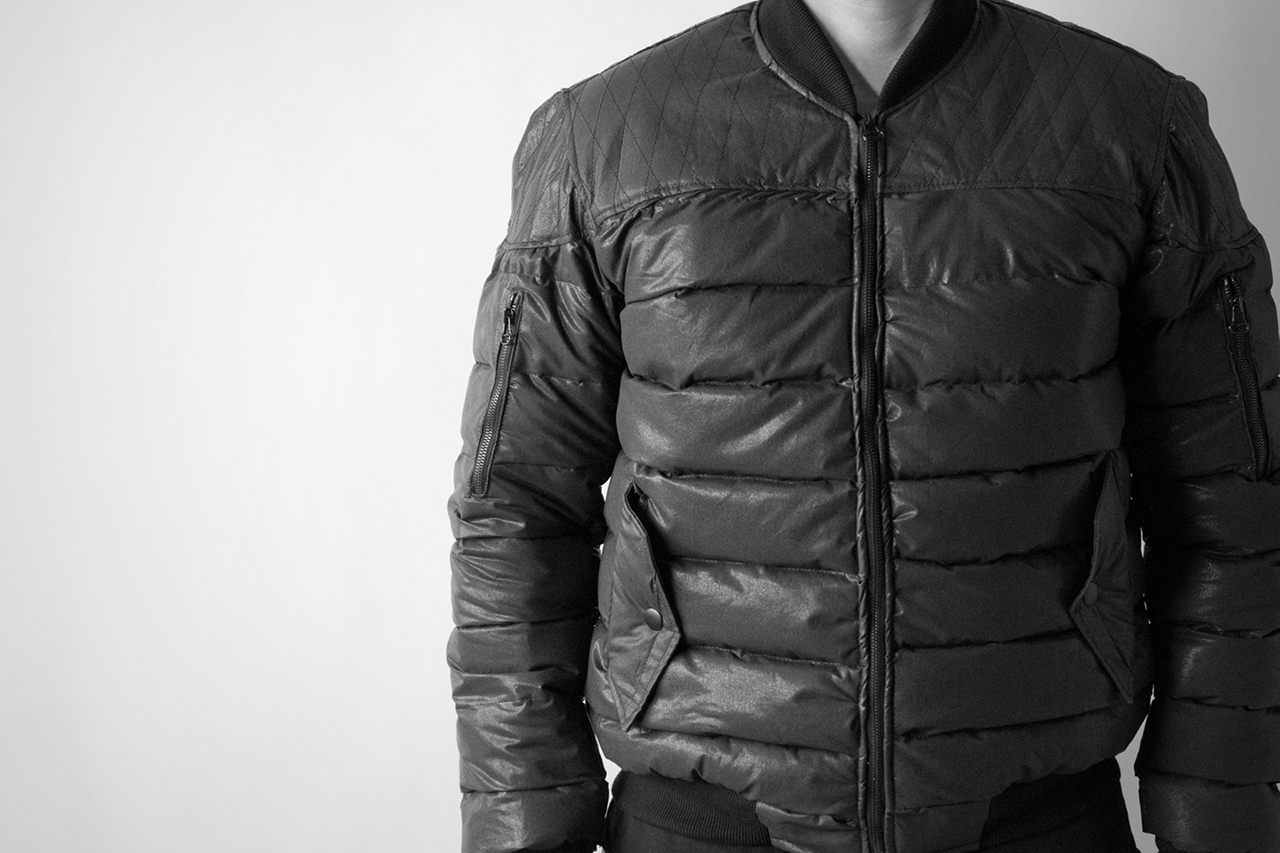 En Noir 2013 Holiday Outerwear Collection