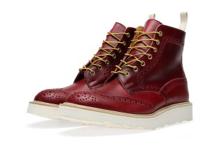 End x Tricker's 2013 Winter Vibram Sole Stow Boot