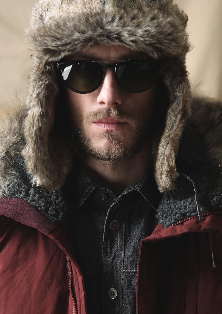 "Espionage 2013 Fall/Winter ""NO.STALGIA"" Lookbook Part 2"