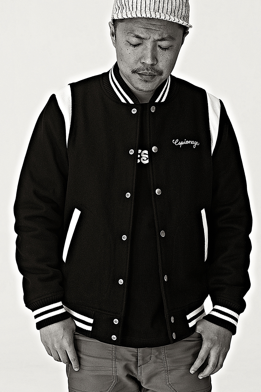 espionage bambino stadium jacket