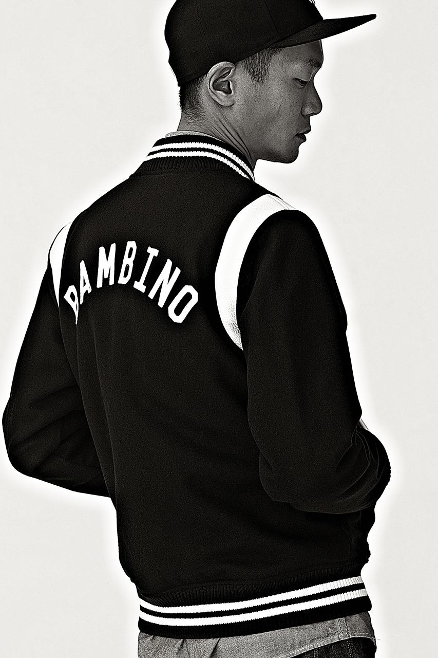 Espionage Bambino Stadium Jacket
