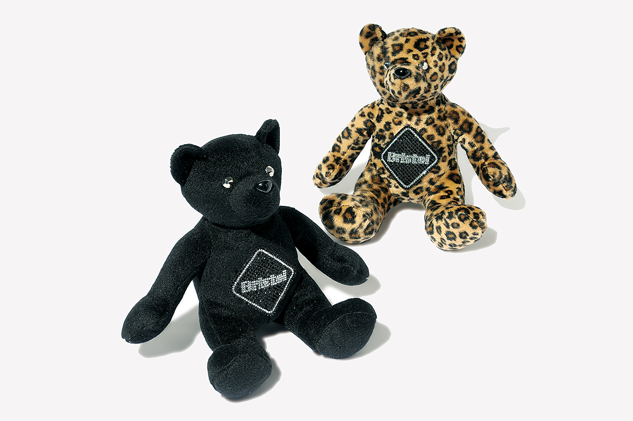 f c r b supporter bear