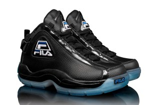 "FILA ""Ice Blue Steel"" Pack"
