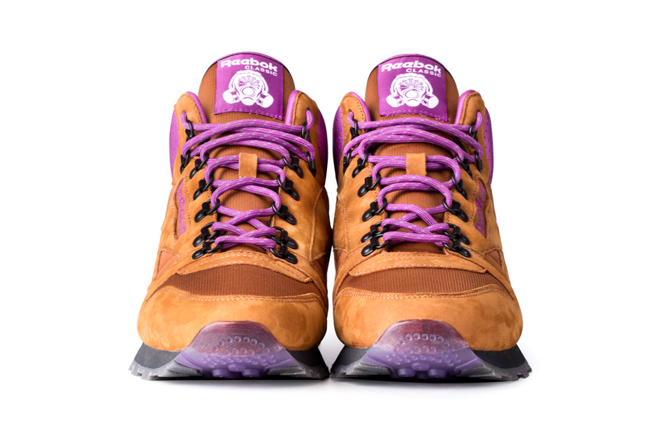 "Foot Patrol x Reebok Classic Leather Mid ""On The Rocks"" Further Look"