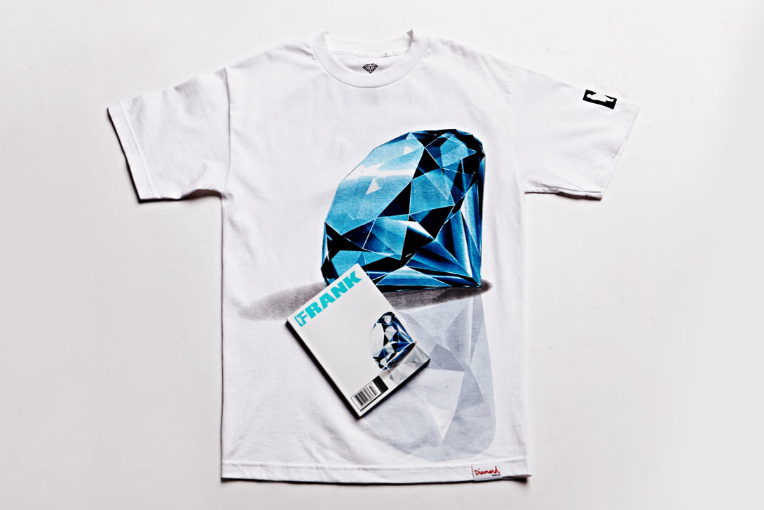 frank151 x diamond supply co t shirt cover for pacsun