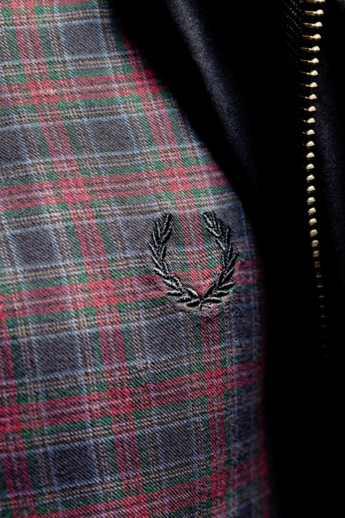 Fred Perry Laurel Wreath 2013 Fall/Winter Blank Canvas Tartan Collection