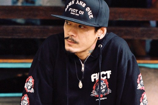 "FUCT 2013 Fall/Winter ""Due In Time"" Lookbook"