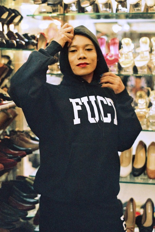 """FUCT 2013 Fall/Winter """"Due In Time"""" Lookbook"""
