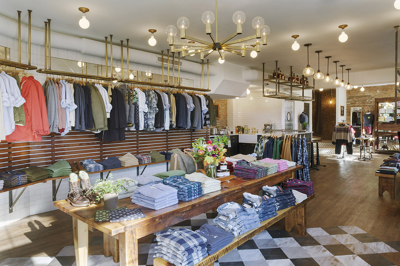 GANT Opens Williamsburg Storefront