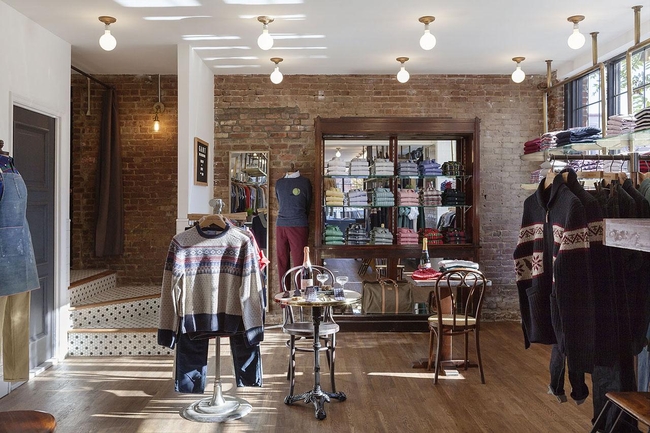 GANT Opens Williamsburg Storefront
