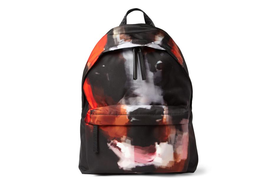 givenchy doberman print backpack
