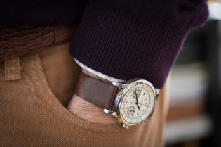 HODINKEE and GJ Cleverly Present Rare 227-Year-Old Leather Straps