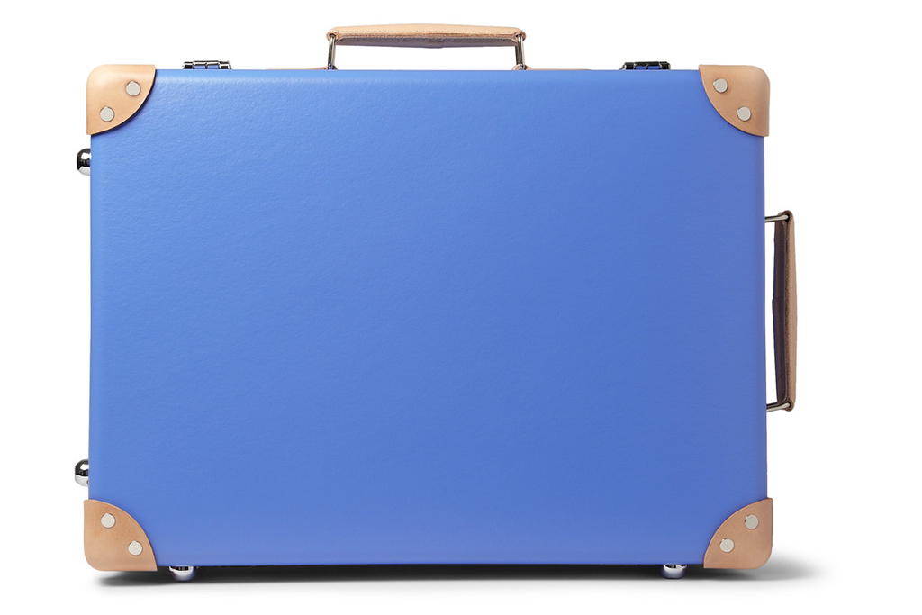 globe trotter special edition 18 carry on case