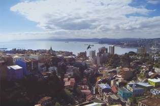 GoPro Heads to Valparaiso's Hills in Chile