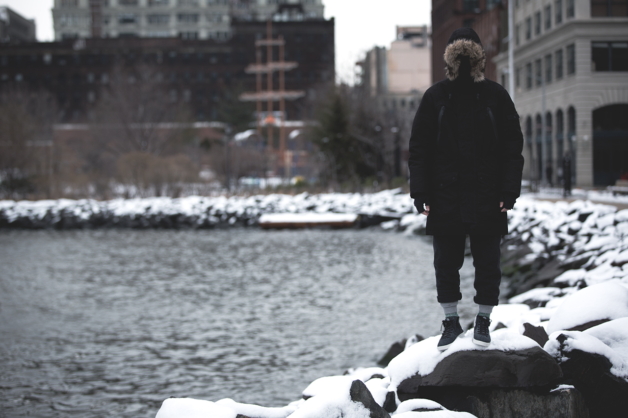 The Madbury Club Put Its Spin on Gourmet's 2013 Fall/Winter Collection