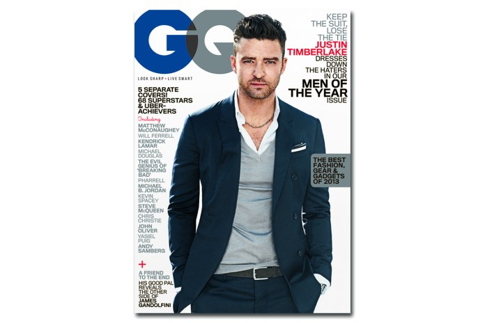GQ Introduces Its Men of the Year for 2013