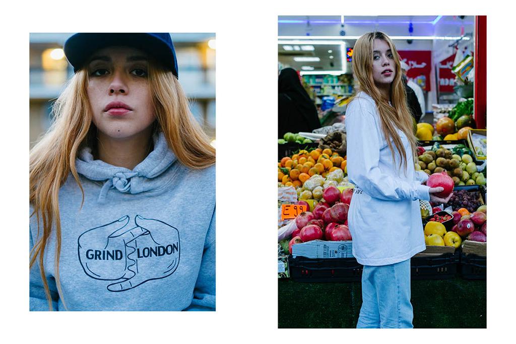 "Grind London 2013 Fall/Winter ""Bless Bonus Pack"" Lookbook"