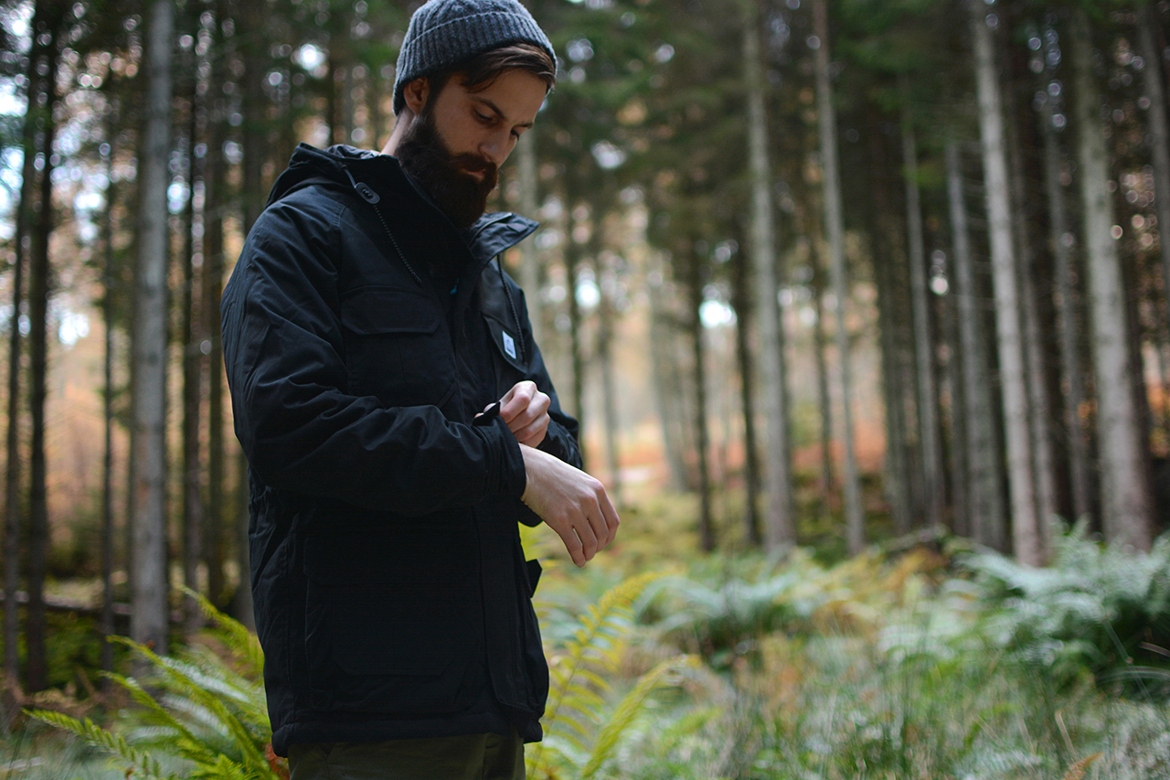 hanon x penfield 2013 fallwinter kasson stealth jacket