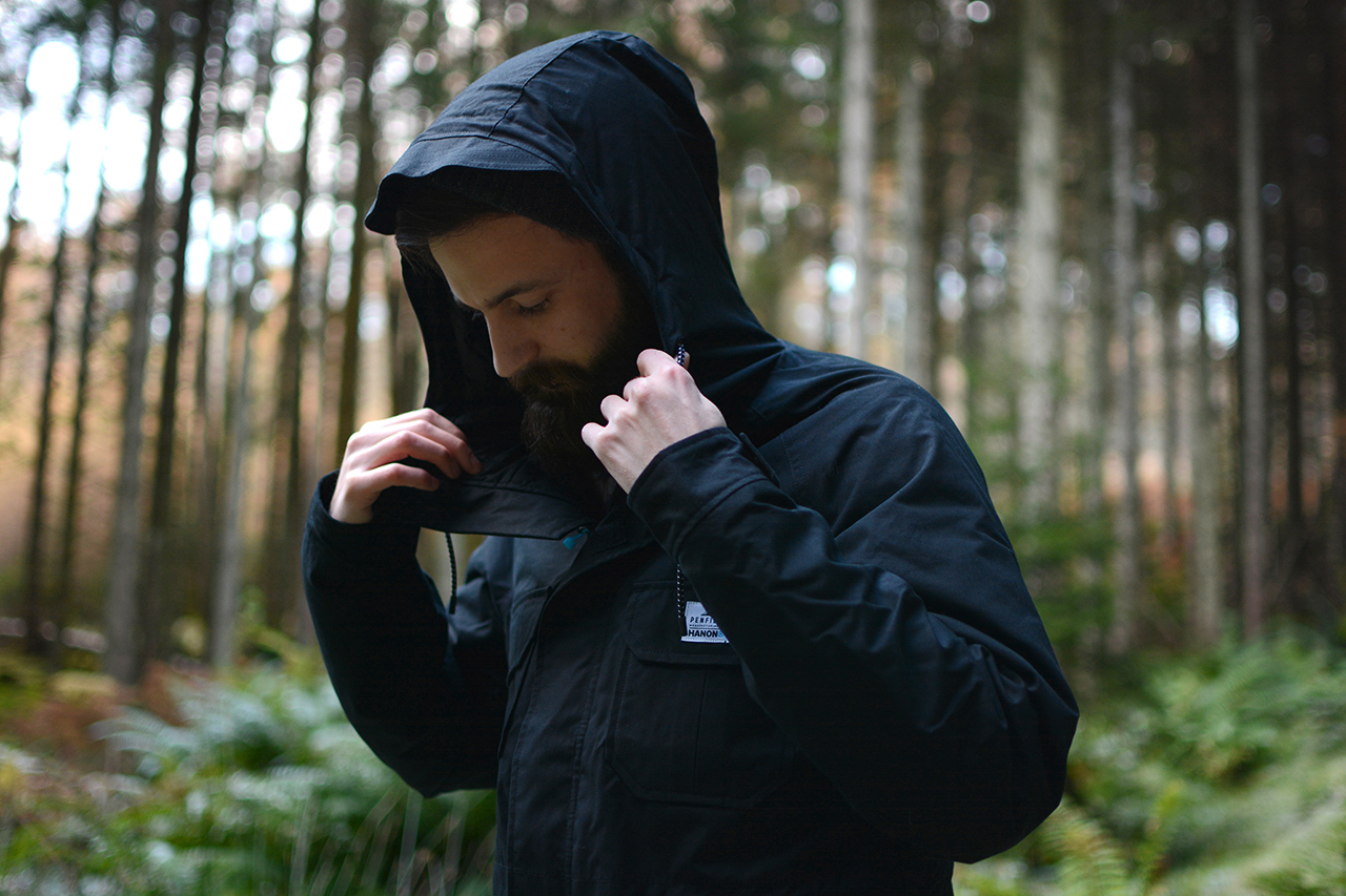 Hanon x Penfield 2013 Fall/Winter Kasson Stealth Jacket