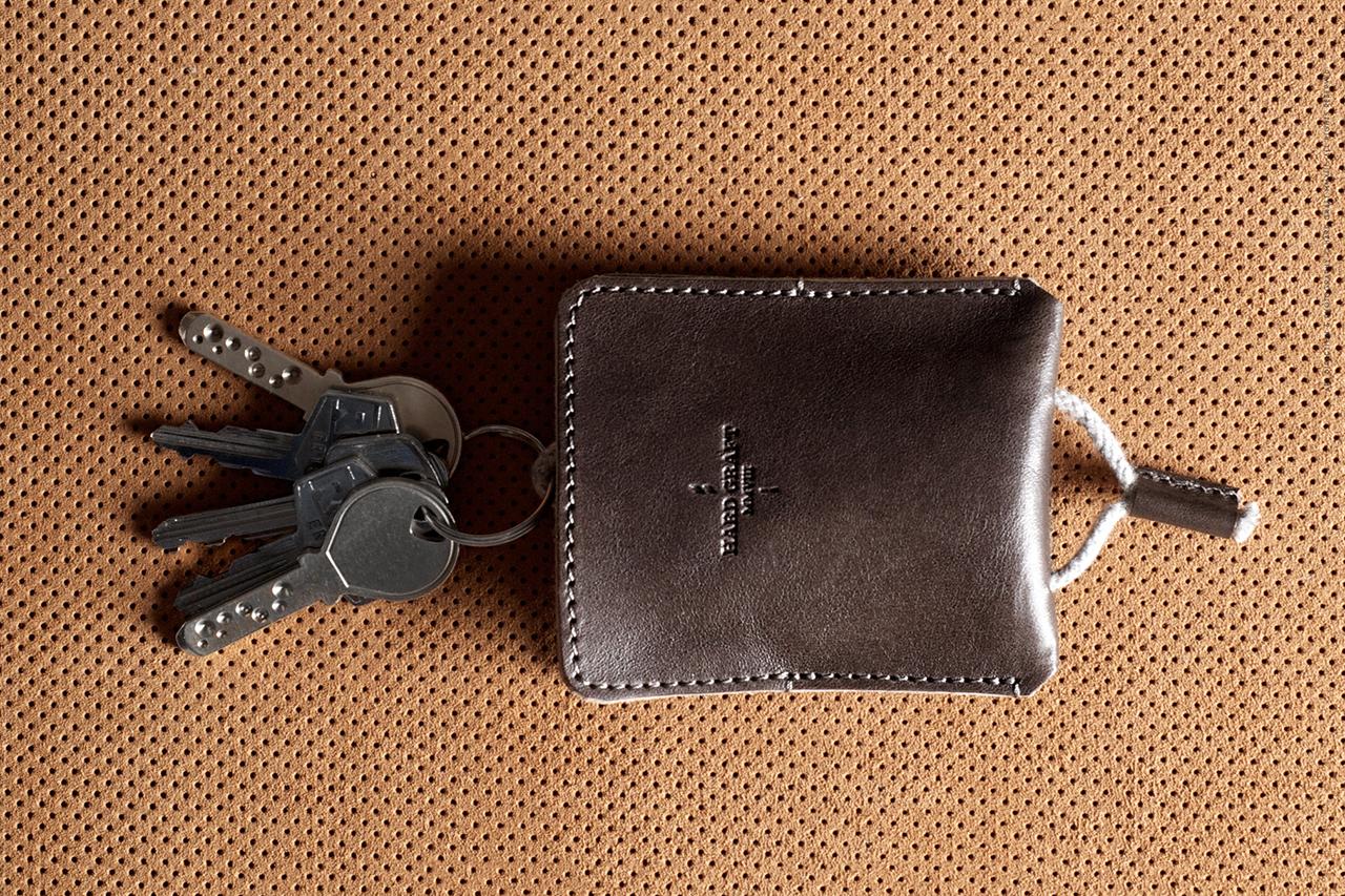 hard graft draw key pouch