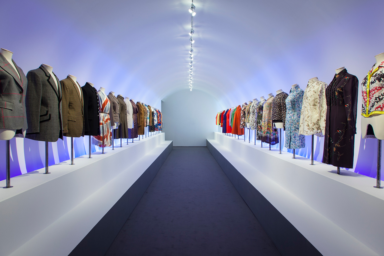 """""""Hello, My Name is Paul Smith"""" Exhibition Hits London"""