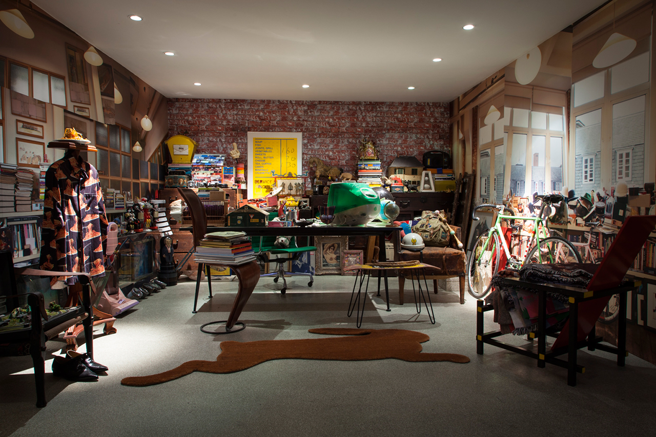 """Hello, My Name is Paul Smith"" Exhibition Hits London"