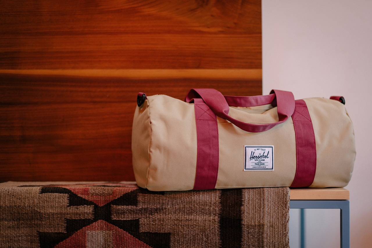 Herschel Supply Co. 2013 Holiday Sutton Mid Duffle Collection