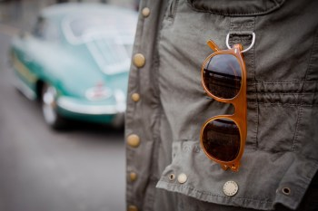 HODINKEE x Autodromo Limited Edition Sunglasses
