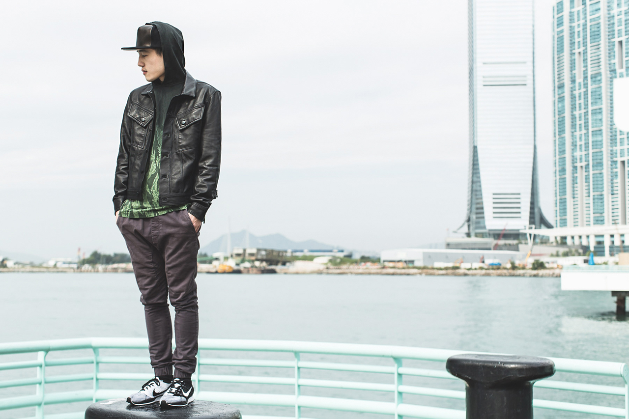 HSTRY x Grungy Gentleman 2013 Fall/Winter Collection