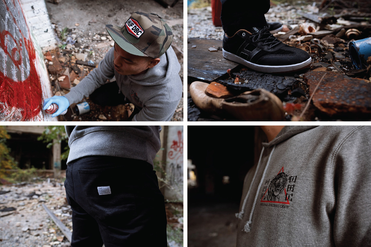 HUF 2013 Holiday Lookbook