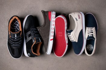 HUF Footwear 2013 Holiday Collection