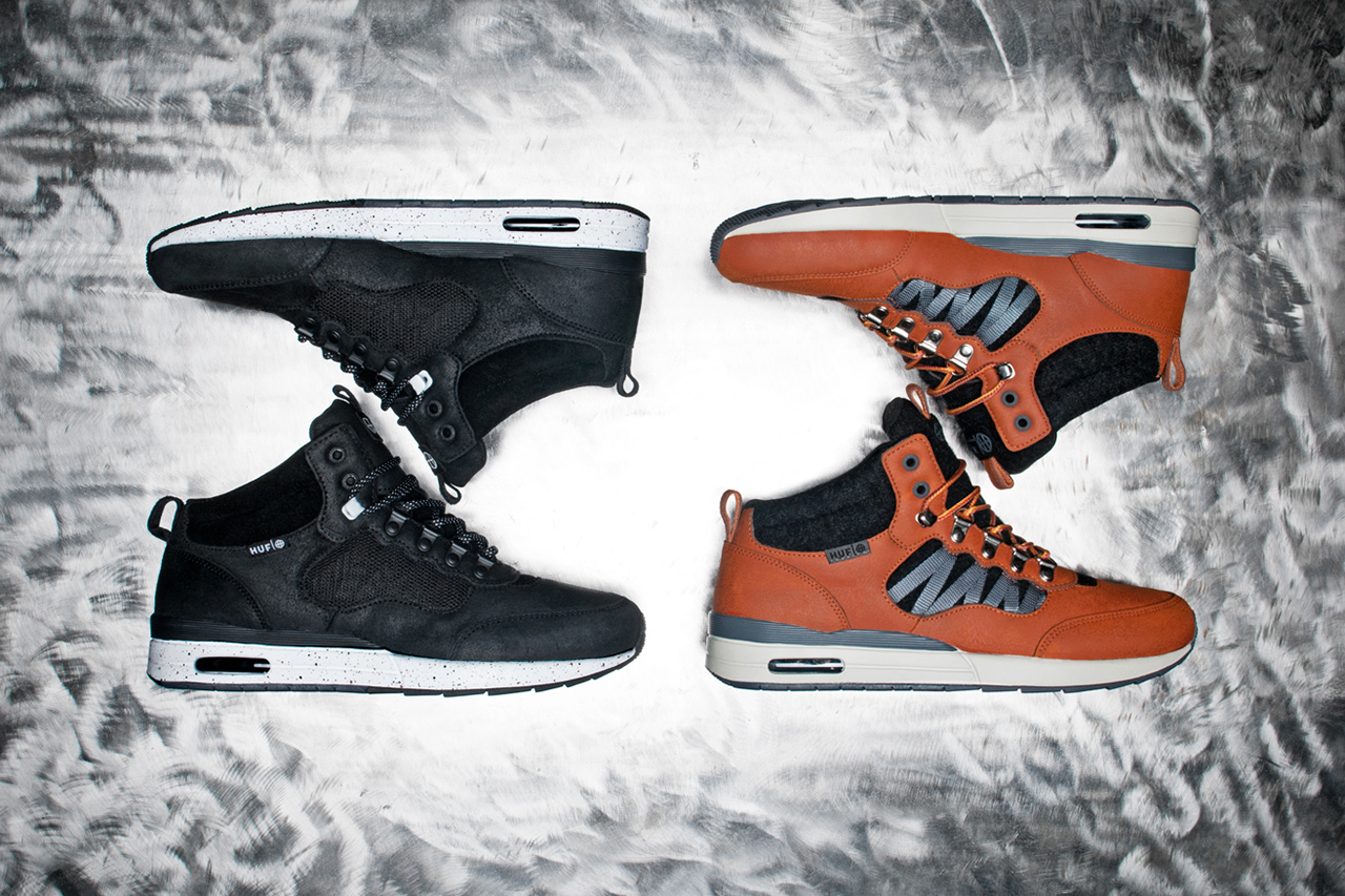 HUF 2013 Holiday HR-1 Collection