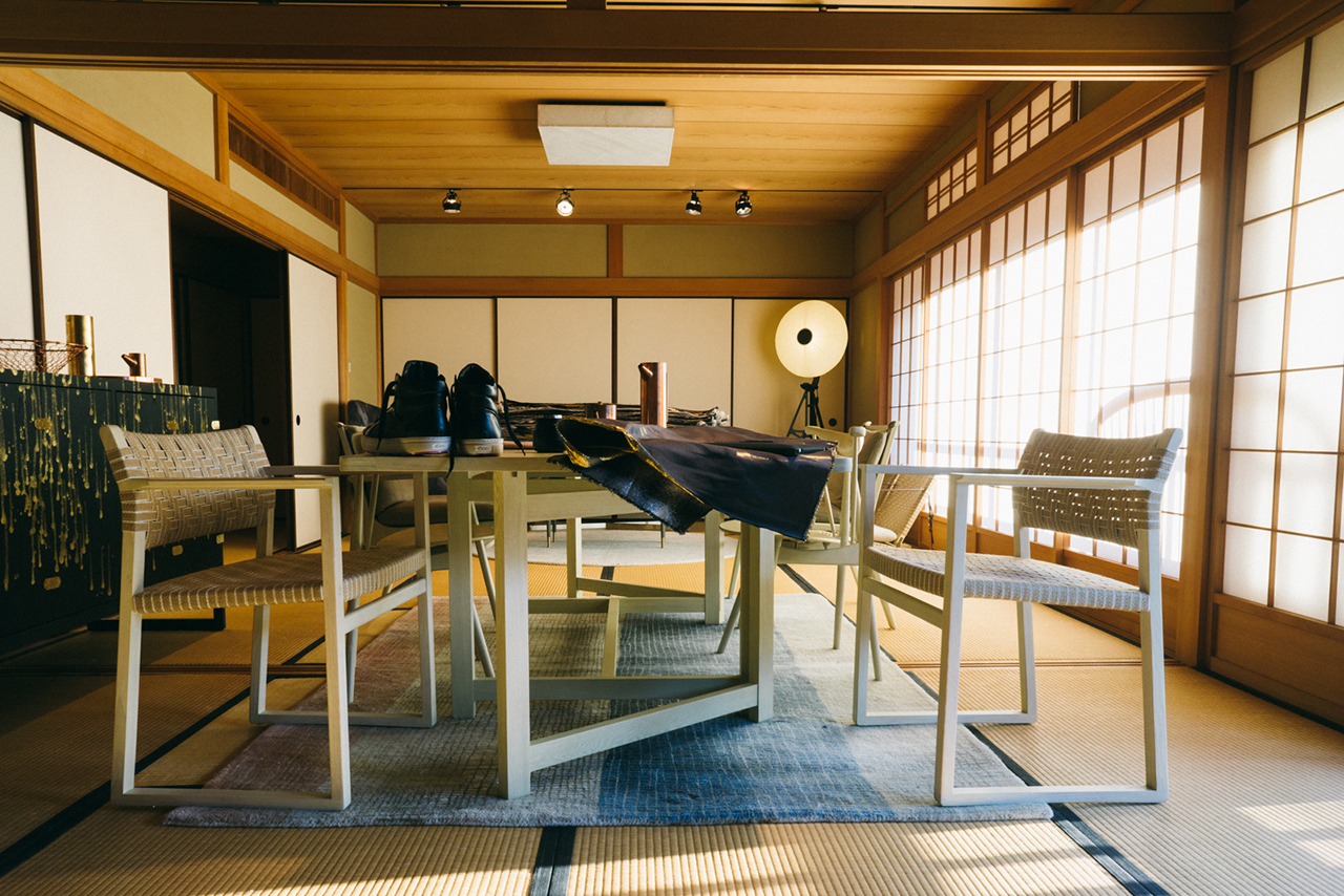 HYPEBEAST Road Trips Japan: A History Lesson in Fabrics with the House of HOSOO in Kyoto