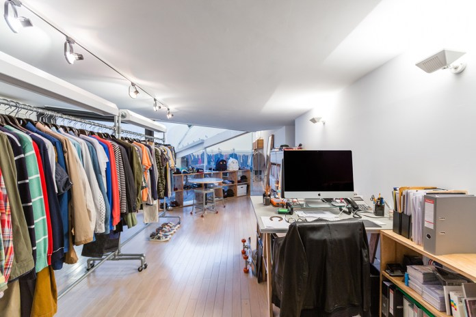 HYPEBEAST Road Trips Japan: A Visit to the Offices of BEDWIN and DELUXE