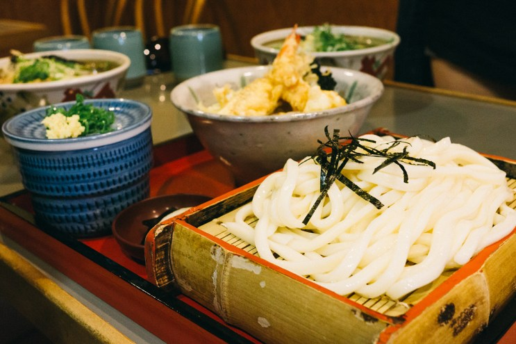 HYPEBEAST Road Trips Japan: Udon at Usami-Tei Matsubaya in Osaka