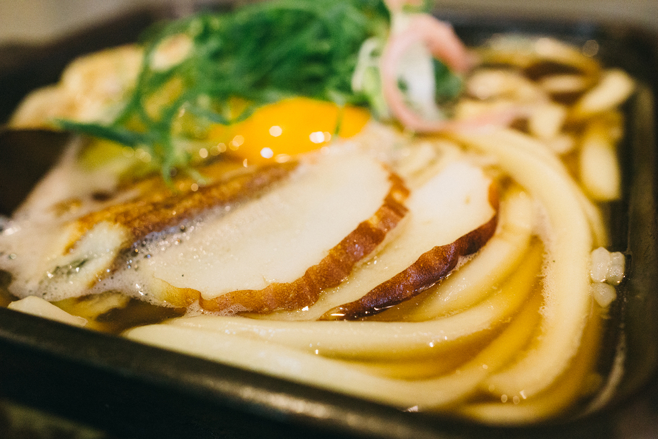 hypebeast road trips japan kitsune udon at usami tei matsubaya in osaka