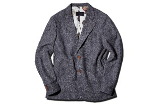 I Love Ugly 2013 Fall/Winter Speckle Grey Blazer