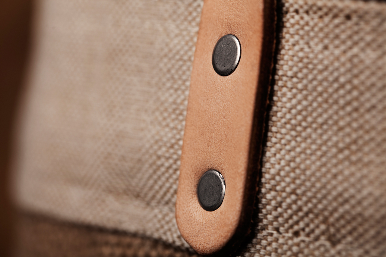 I.T HYSAN ONE x Apolis Market Bag