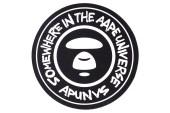 I.T. x AAPE by A Bathing Ape 25th Anniversary Circle Rug