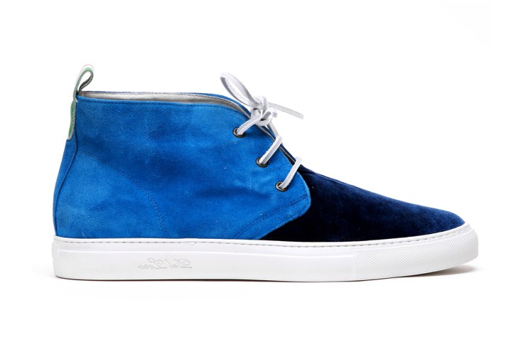 Italia Independent x Del Toro Shoes 2013 Collection