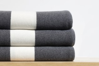 James Perse Cashmere Blankets