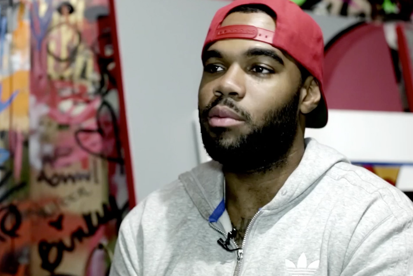 Jay West Goes Over the Gift and the Curse of Harlem