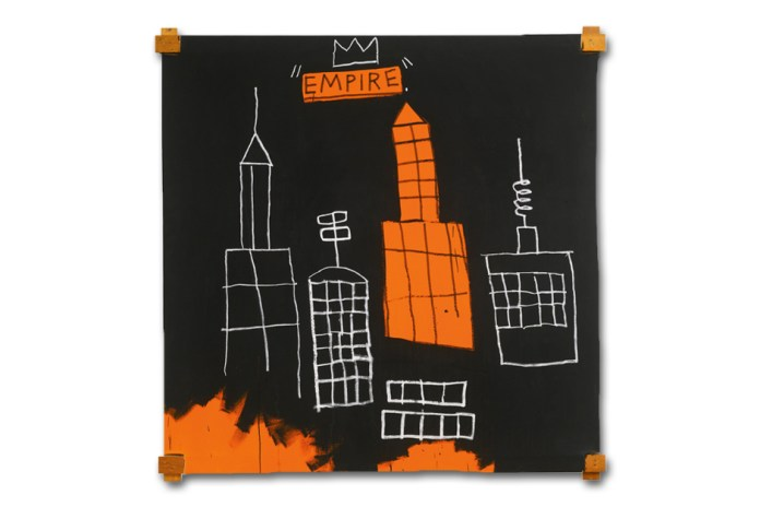 Jay Z Buys Basquiat's 'Mecca' Painting