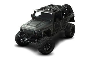 "Jeep Wrangler ""Full Metal Jacket"" by Starwood Motors"