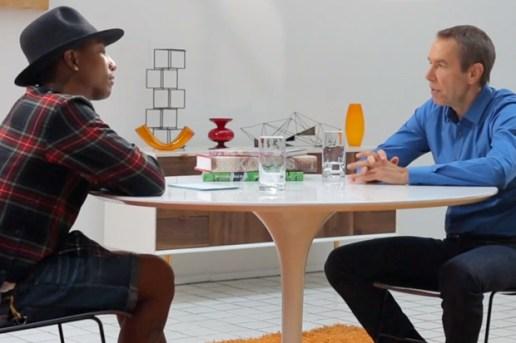 "Jeff Koons & Pharrell ""Affirming The Viewer"" Trailer Video"