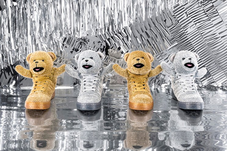 adidas Originals by Jeremy Scott 2013 Holiday Bears