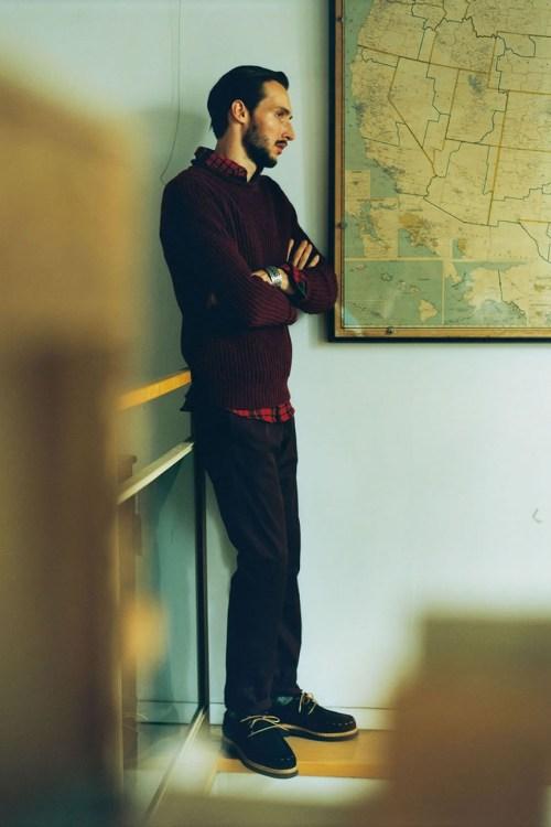 Journal Standard 2013 Fall/Winter Lookbook